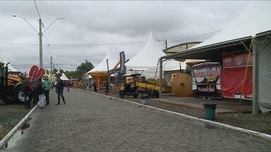 Festa do Colono reúne negócios e atrações culturais em Turvo, no Sul do estado - Festa do Colono reúne negócios e atrações culturais em Turvo, no Sul do estado