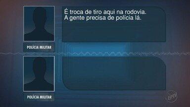 Áudios da PM revelam perseguição a assaltante de caminhonete em Uberaba, MG - Homem roubou veículo em Igarapava (SP), foi perseguido por uma hora e conseguiu fugir.