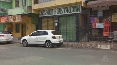 Mulher é assassinada após sair de igreja na Zona Oeste de Manaus - Filho de 4 anos testemunhou crime.