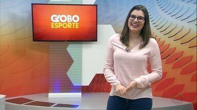 Confira a íntegra do Globo Esporte MT - 11/08/2017 - Confira a íntegra do Globo Esporte MT - 11/08/2017