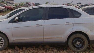 Polícia apreende veículo com mais de 140 quilos de droga, em RO - Veículo tinha saído de Guajará-Mirim e iria até Porto Velho.