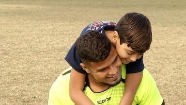 Esporte: A paixão pelo esporte e em ser pai - Neste sábado (12) partida será entre os times Goytacaz X Americano.