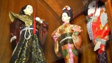 Bunka-sai, evento da cultura japonesa, acontece em Petrópolis, na Região Serrana do Rio - O evento fica no Palácio de Cristal até domingo (13).