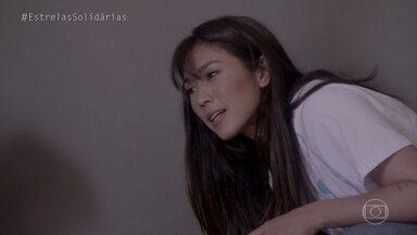 Danni Suzuki ajuda a reformar o ballet de Santa Teresa - E conhece diferentes histórias