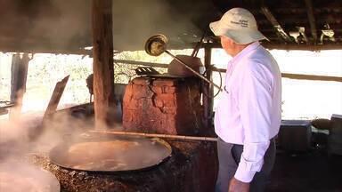 MG Rural visitou antigo engenho e relembra produção de rapadura no Triângulo Mineiro - Encontro foi feito aos moldes das famílias tradicionais mineiras em uma doce viagem.
