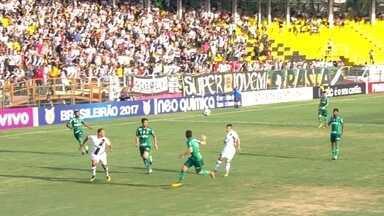 Melhores momentos: Vasco 1 x 1 Palmeiras pela 20ª rodada do Brasileirão 2017 - Guerra e Manga Escobar marcam no empate.