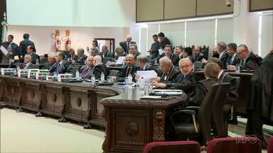 Desembargadores decidem manter integrantes do órgão especial - Órgão julga casos contra deputados, secretários e até mesmo os próprios desembargadores.