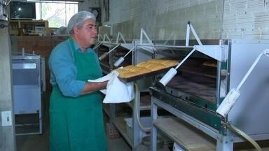 Maria e Ademilton ganham a vida fazendo pão em casa - Casal de Rondônia sustenta a família com seus pães artesanais e já conseguiu até bancar um dos filhos para estudar fora do estado