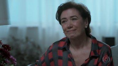 Silvana defende Bibi da difamação de Heleninha - Rubinho critica a esposa por ela ter ajudado a arquiteta e manicure afirma que o marido está mudado