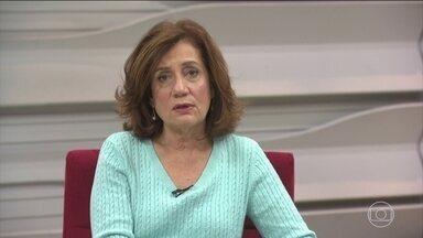 Miriam Leitão analisa queda de braço entre governo e Congresso - Miriam Leitão explica que 10 dos 12 projetos do pacote fiscal precisam ser aprovados pelo Congresso.