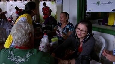 Mutirão do Projeto Colmeia leva serviços para o bairro dos Coelhos - Casa de Frei Francisco oferece 32 serviços gratuitos nesta sexta.