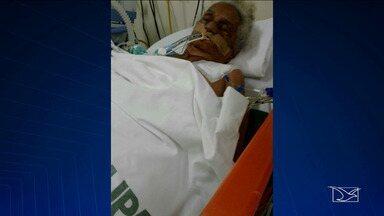 Família de idosa luta na Justiça para conseguir leito em hospital de São Luís - Ela está internada na unidade de pronto atendimento da Vila Luizão, para onde foi transferida depois de complicações no primeiro atendimento na UPA do Itaqui-Bacanga.