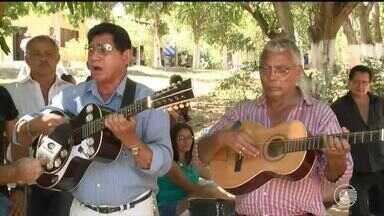 43º Festival de Violeiros espera 180 repentistas de todo Nordeste - 43º Festival de Violeiros espera 180 repentistas de todo Nordeste