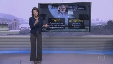 RJTV Primeira Edição - Edição de sexta-feira, 18/07/2017 - A sexta-feira (18) começou com mais de 18 mil estudantes fora da escola no Rio. As aulas foram suspensas por causa de operações policiais em 14 regiões da cidade. E mais as notícias da manhã.