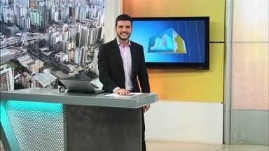 Confira os destaques do Jornal Anhanguera 1ª Edição desta sexta-feira (18) - A morte de um jovem em um acidente de trânsito em Goiânia está entre os destaques.