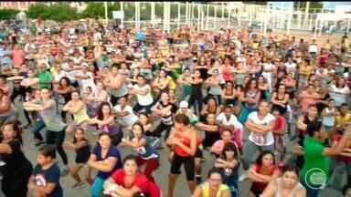 Mais uma edição do Clube da Ginástica acontece neste domingo no Parque Lagoas - Mais uma edição do Clube da Ginástica acontece neste domingo no Parque Lagoas