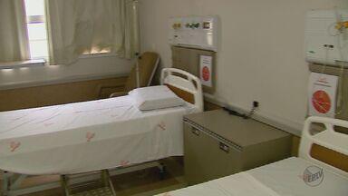 Santa Casa de Araraquara inaugura novos leitos para pacientes do SUS - Hospital contava com 96 e agora tem 114.