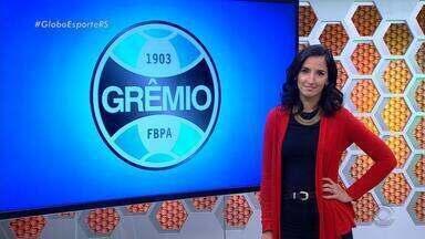 Globo Esporte RS - Bloco 2 - 18/08/2017 - Assista ao vídeo.