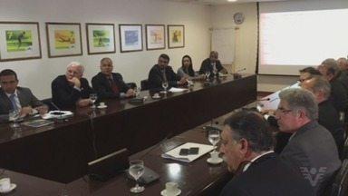 Processo de privatização da dragagem do Porto de Santos tem início - Governo Federal aprovou proposta apresentada durante reunião em Brasília.