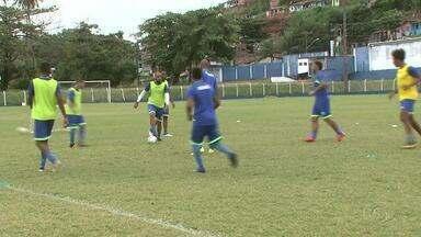 CSA enfrenta o Confiança em jogo realizado no sábado - Azulão pode antecipar a classificação para a próxima fase.