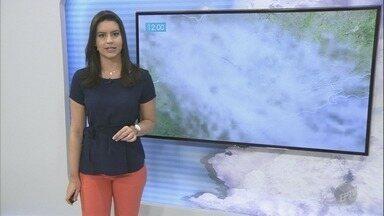 Sábado tem previsão de pancadas de chuva à tarde e à noite na região de Campinas - Termômetros marcam mínima de 16] em Campinas (SP).