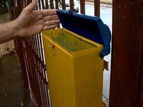 Problemas com correspondências se espalham pelo Oeste Paulista - Situação, em Regente Feijó, por exemplo, se arrasta por anos.