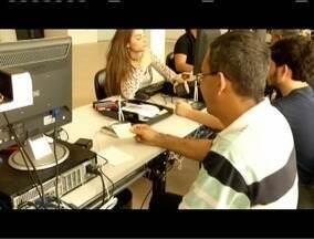 Cartórios começam a fazer o cadastro biométrico dos eleitores em Ipatinga - Três cartórios estão com procedimento sendo feito.