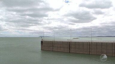 Barragem de Sobradinho pode atingir volume morto ainda esse ano, se não chover em breve - Confira mais detalhes na previsão do tempo.