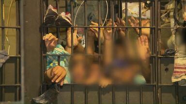 Projeto do Tribunal de Justiça faz mapeamento do sistema penitenciário no estado - O projeto está no começo, mas já reduziu a superlotação em cadeias do Paraná.