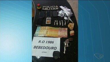 Polícia Militar apreende drogas em Linhares, ES - Apreensão aconteceu nesta sexta-feira.