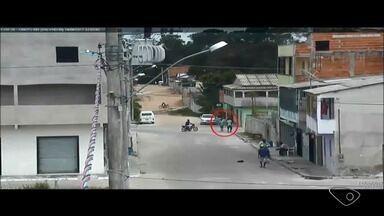 Polícia de Sooretama, ES, divulga imagens de suspeitos de homicídio - Crime aconteceu no dia 14 deste mês.