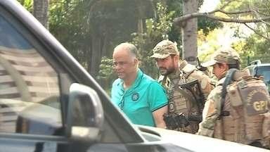 Polícia diz que testemunhas estão sendo cooptadas por envolvidos em delação de Valério - Ele prestou novo depoimento relacionado à colaboração premiada no processo do mensalão tucano.
