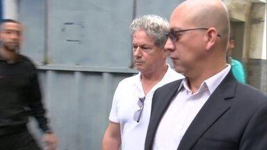Empresário Jacob Barata Filho deixa prisão no Rio - Empresário Jacob Barata Filho deixa prisão no Rio.
