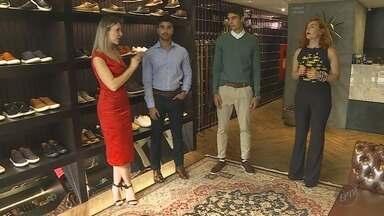 Sessão de moda dá dicas para modernizar as roupas masculinas - Sessão de moda dá dicas para modernizar as roupas masculinas