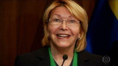 Procuradora-Geral da Venezuela e o marido fogem para a Colômbia - Os passaportes de Luisa Ortega e do marido, o deputado Germán Ferrer, tinham sido confiscados pela ditadura de Nicolas Maduro.