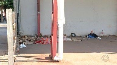 Morador de rua é morto a pauladas em Tangará da Serra - Morador de rua é morto a pauladas em Tangará da Serra.