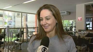 Fernanda Venturini relembra inicio da carreira no auge do vôlei em Ribeirão Preto - Estrela do vôlei feminino ganhou medalha olímpica com a seleção brasileira.