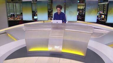 Jornal Hoje - Edição de sábado, 19/8/2017 - A polícia da Catalunha diz que o provável autor do atentado em Barcelona ainda está foragido. Ele é marroquino e tem 22 anos. Nos hospitais, feridos recebem a visita do rei da Espanha. E, nas ruas, as homenagens e a fila para assinar o livro de condolências. E mais as notícias da manhã.
