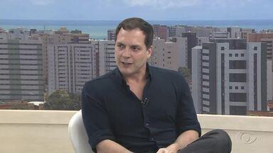 Cantor e ator Daniel Boaventura estreia em Maceió sua turnê pelo Nordeste - Músico fala um pouco sobre o show.