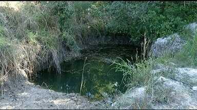 Agricultores familiares usam sistema de pequenas barragens para enfrentar a estiagem - Agricultores familiares usam sistema de pequenas barragens para enfrentar a estiagem