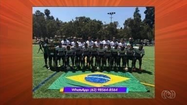 Telespectadores enviam fotos e vídeos para o Globo Esporte GO - Fãs participam do programa com imagens de prática de esportes.