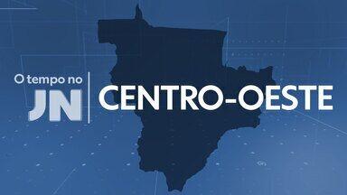 Veja a previsão do tempo para o Centro-Oeste neste domingo (20) - Veja a previsão do tempo para o Centro-Oeste neste domingo (20).