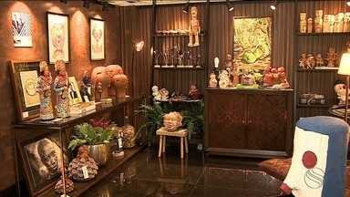 Evento de decoração cria ambientes em homenagem a famosos - Evento de decoração cria ambientes em homenagem a famosos.