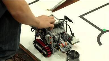 Volta Redonda recebe etapa de Olimpíada de Robótica - Inventos de todos os tamanhos misturam praticidade e tecnologia.