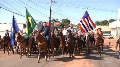 Flor do Samba lança samba enredo para carnaval 2018 - Escola vai levar pra avenida a história e as riquezas de Balsas, uma das cidades mais promissoras do Maranhão