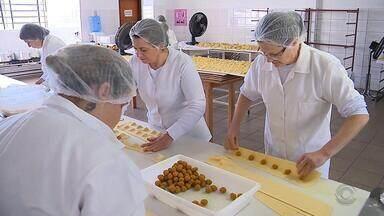 Produtos coloniais geram renda e empregos no RS - Assista ao vídeo.