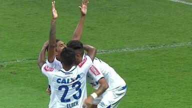 Os gols de Cruzeiro 2 x 0 Sport pela 21ª rodada do Campeonato brasileiro - Os gols de Cruzeiro 2 x 0 Sport pela 21ª rodada do Campeonato brasileiro