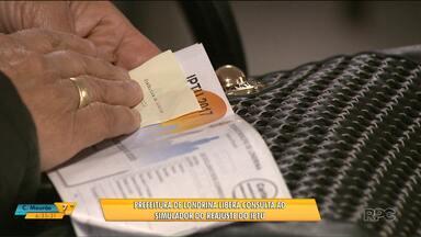 Prefeitura de Londrina quer aumentar IPTU em 2018 - Para os contribuintes que têm dúvida sobre o aumento, foi liberada uma consulta para simulação.