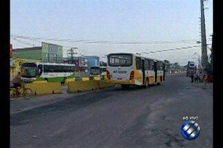 Trânsito na av. Augusto Montenegro sofre alteração para obras do BRT, em Belém - De acordo com a Prefeitura de Belém, a medida será necessária para a construção do Terminal Maracacuera, que está inserido no terceiro trecho de obras do BRT Augusto Montenegro.