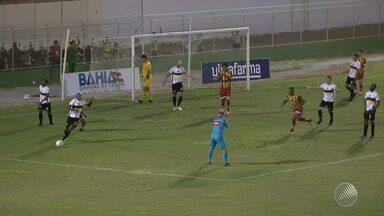 Juazeirense bate o Globo-RN por 3 x 1 em partida da 'Série D' do Brasileirão - Confira as notícias do time do interior baiano.